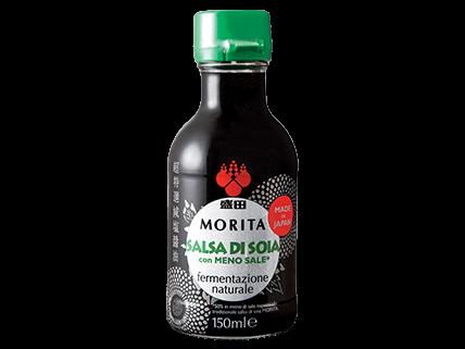 Coupon Sconto di Morita - Salsa di soia con meno sale